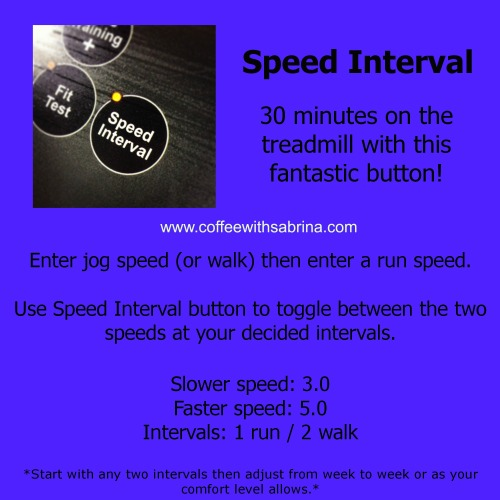 speed interval